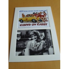 Liz Fraser - Carry On Cabby.