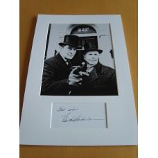 Edward Hardwicke - Sherlock Holmes.
