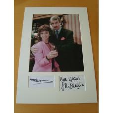 John Challis & Sue Holderness 2.