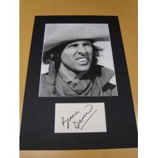 Bruce Dern - The Cowboys.
