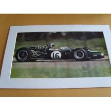 Jack Brabham - F1 Champion.