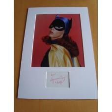 Batman - Yvonne Craig 2.
