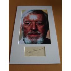Alec Guinness - Star Wars.