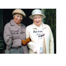 Last Of The Summer Wine - June Whitfield & Juliette Kaplan.