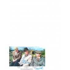 Last Of The Summer Wine - Frank Thornton & Peter Sallis.