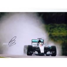Lewis Hamilton - F1 World Champion 2014.