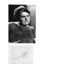 Graham Moffatt.