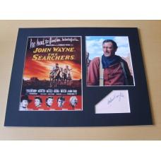 John Wayne - The Searchers.