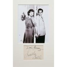 Lucille Ball and Dezi Arnaz