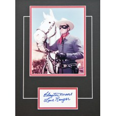 Lone Ranger - Clayton Moore 1.