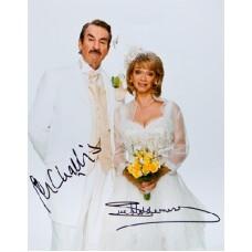 John Challis and Sue Holderness