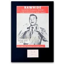 Rawhide - Frankie Laine