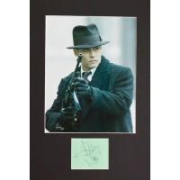 Johnny Depp - Public Enemies.